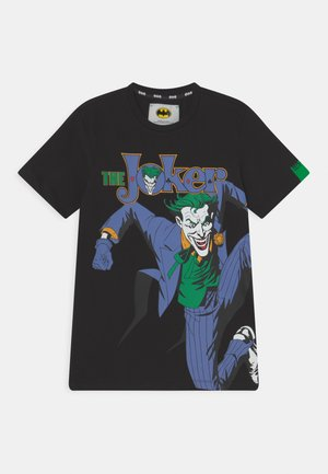 THE JOKER TEE - T-shirt print - black