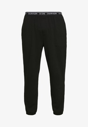 CK ONE JOGGER - Pyjamasbyxor - black