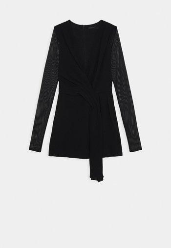D-DEVI DRESS - Day dress - black