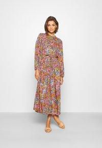 YAS - YASTAPETIA DRESS - Kjole - multi coloured - 0