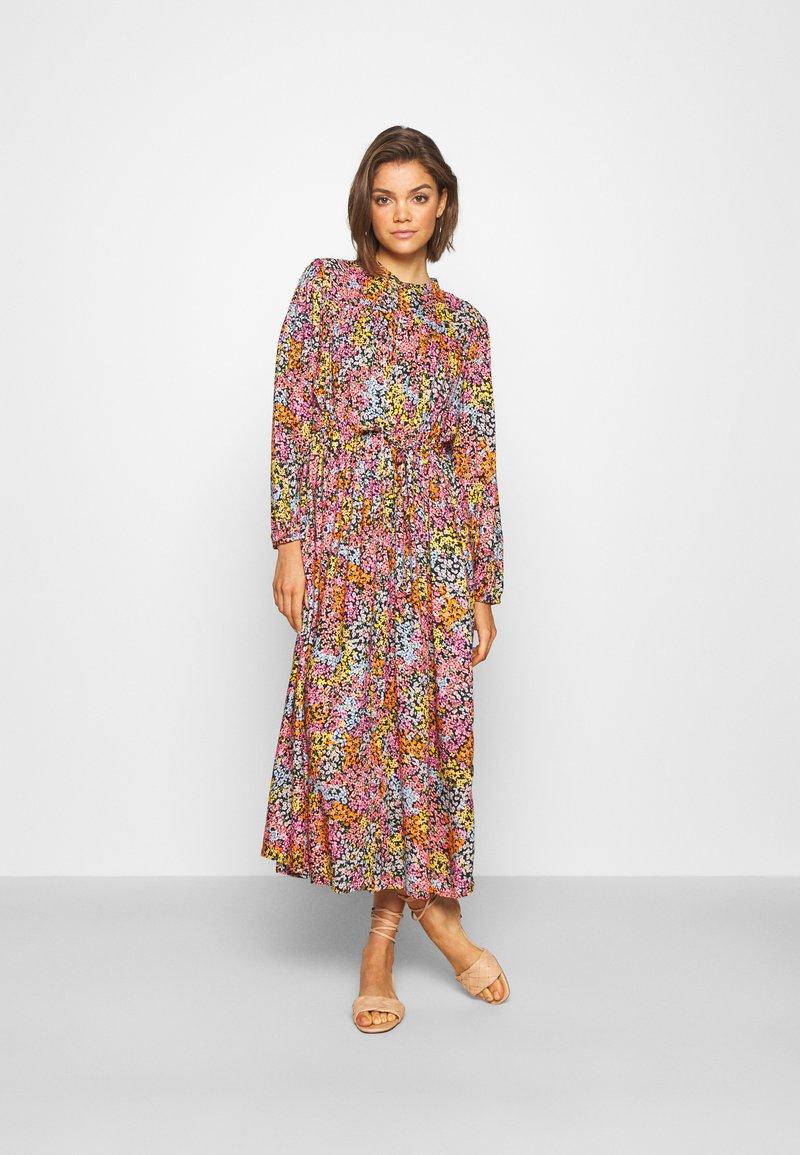 YAS - YASTAPETIA DRESS - Kjole - multi coloured