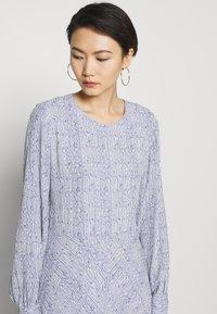 Bruuns Bazaar - TOFINA DRESS - Maxi dress - granite artwork - 6