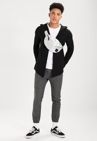 Zign - Cardigan - solid black - 1