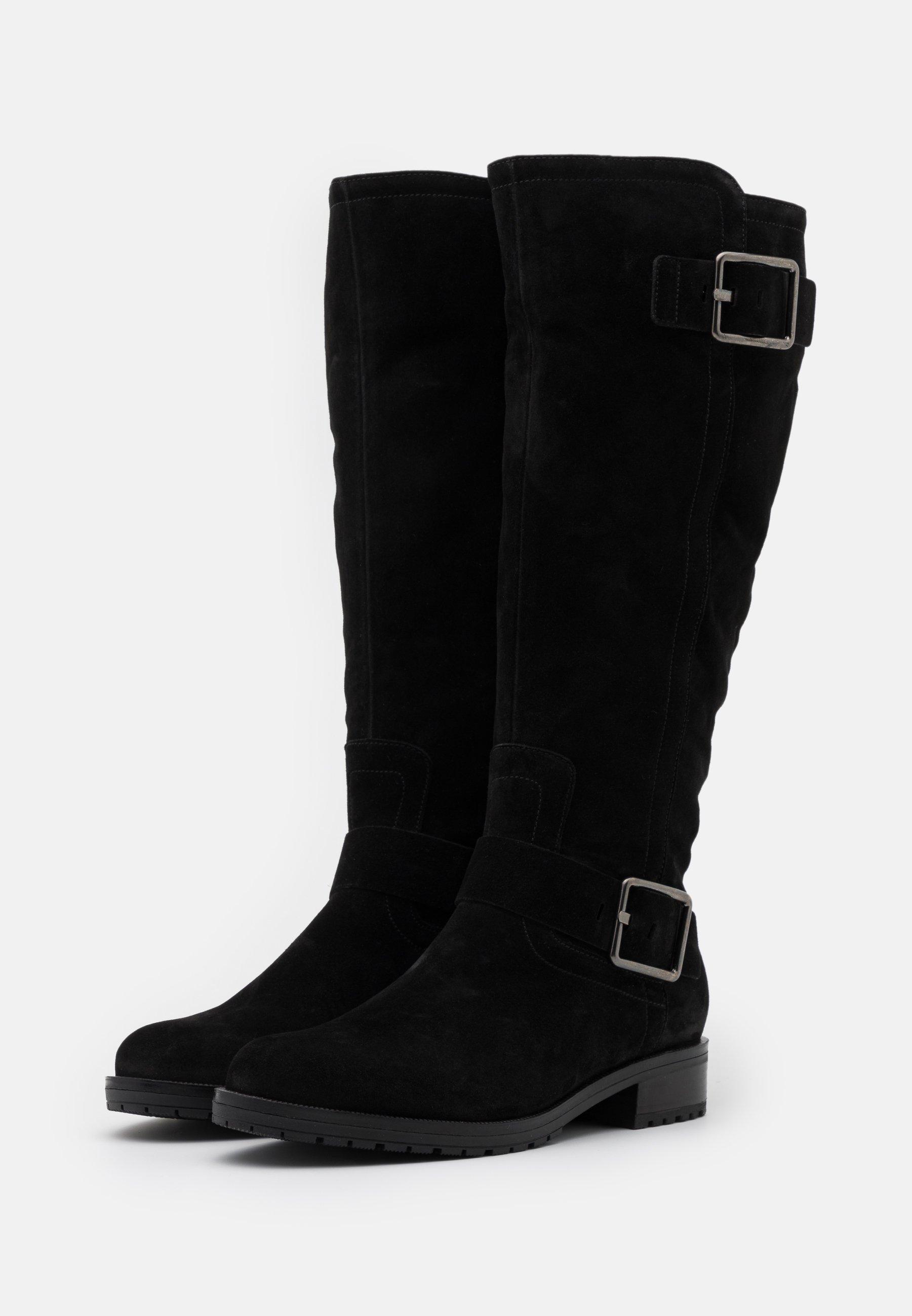 Gabor Comfort Stiefel schwarz