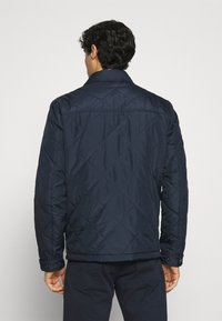 Selected Homme - SLHARVEY QUILTED - Light jacket - sky captain - 2