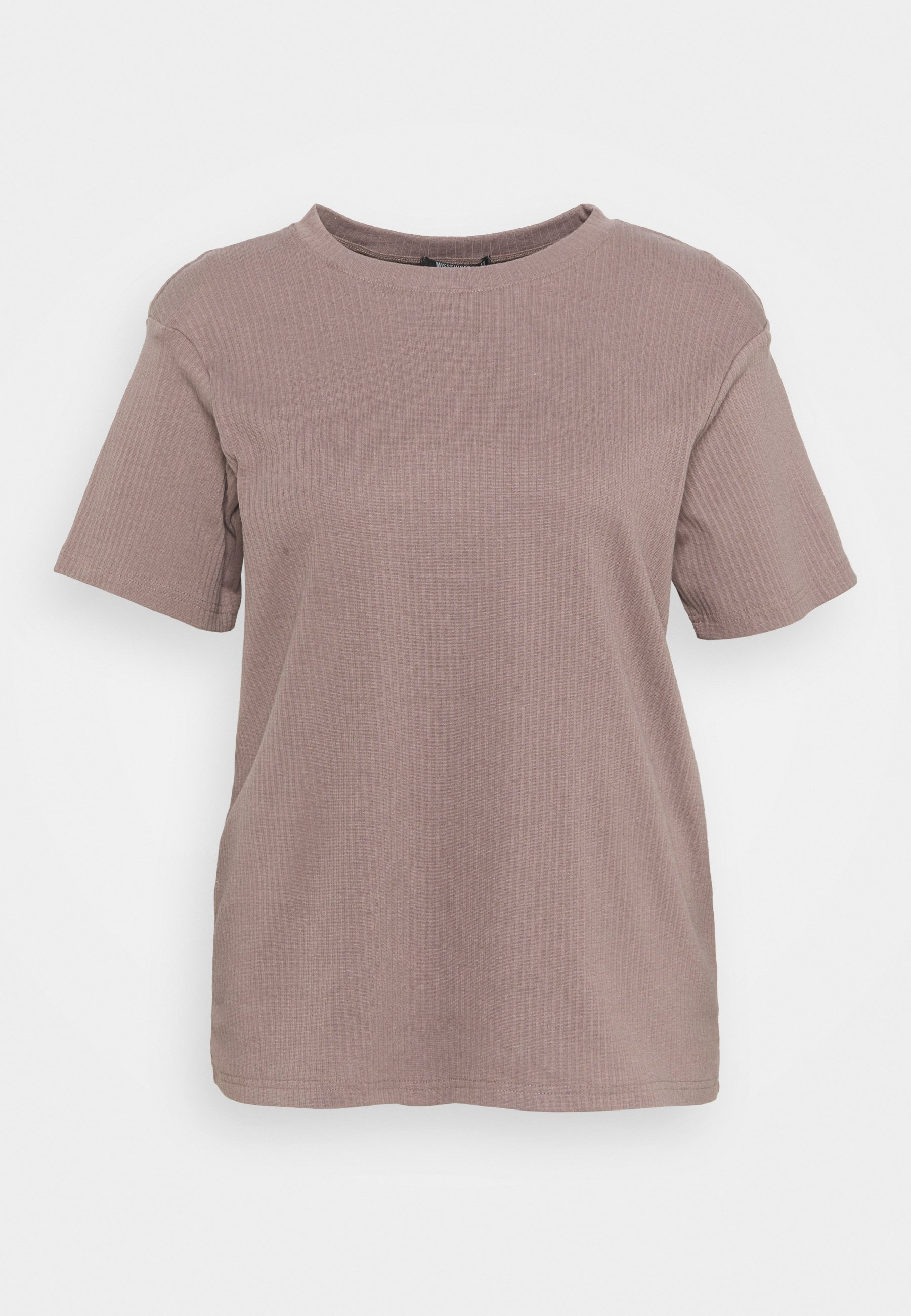 Women PLUS SHOULDER PAD  - Print T-shirt