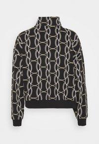 Fila - HONZA HALF ZIP  - Training jacket - black - 1