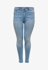 ONLY Carmakoma - Jeans Skinny Fit - light blue - 4