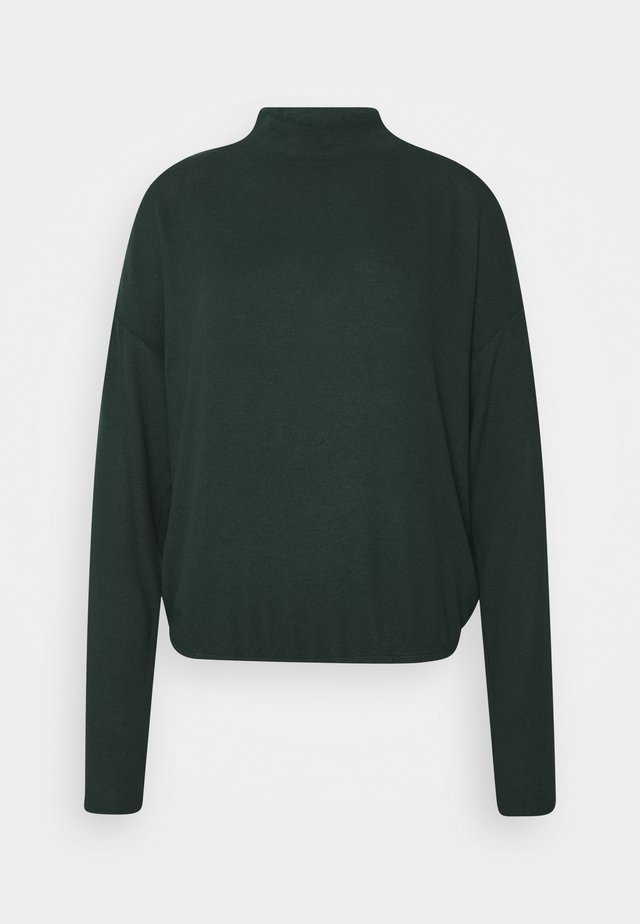 Sweter - dark green