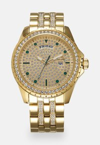 Guess - Chronograph watch - champagne - 0