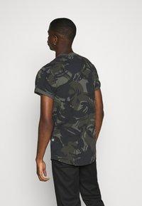G-Star - LASH R T S\S - T-shirt con stampa - night dutch - 2
