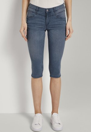 ALEXA - Jeans Skinny Fit - light stone wash denim        blue