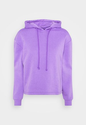 PCCHILLI LS HOODIE - Sweatshirt - dahlia purple