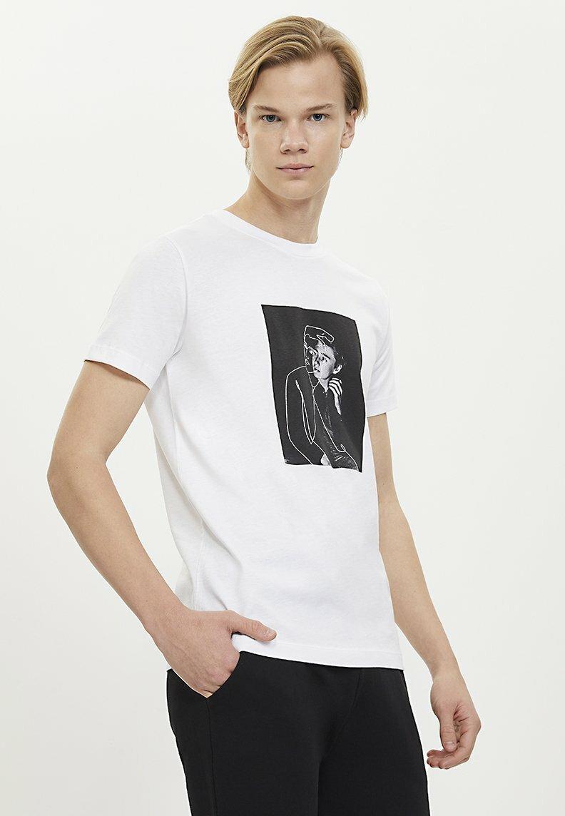 Uomo ART - T-shirt con stampa