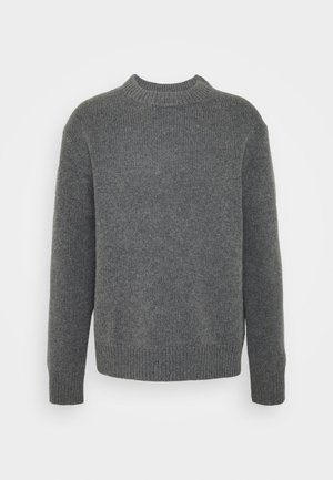 Jumper - Jumper - grey dusty light