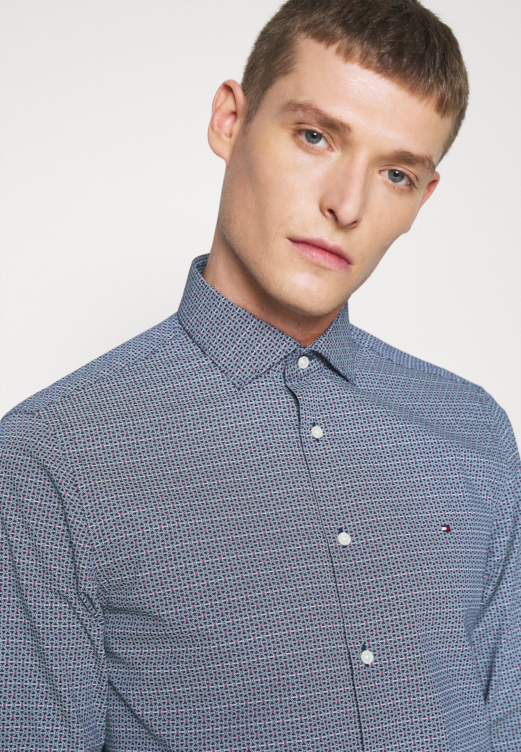 Men PRINT SLIM FIT - Shirt