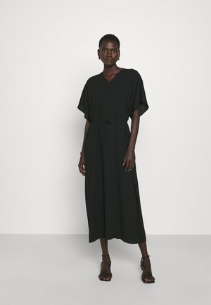AMANDA DRESS - Maxi dress - dark spruc