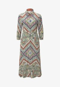 TOM TAILOR DENIM - Shirt dress - patchwork paisley print - 5