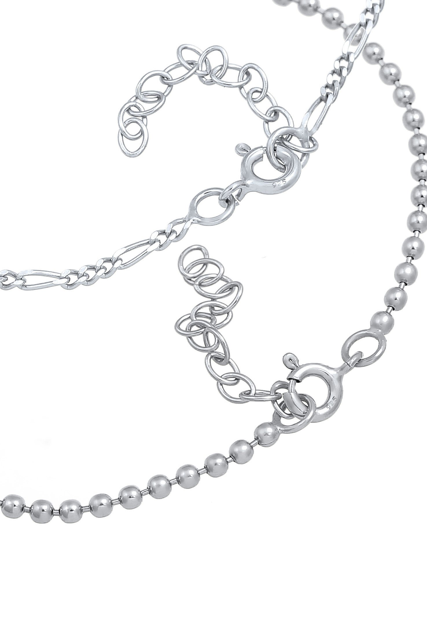 Drop Shipping Popular Accessories Elli SET Bracelet silver-coloured aII1WevyQ xhjkddxGs