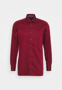 OLYMP Luxor - MODERN - Zakelijk overhemd - dark red - 4