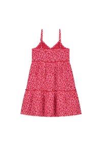 Shiwi - JAKARTA - Day dress - chili red - 4
