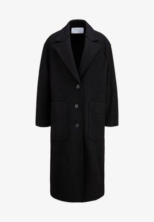 OVERSIZED AUS IN - Classic coat - black