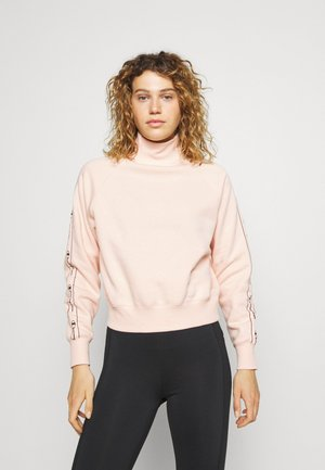 HIGH NECK  - Collegepaita - pink