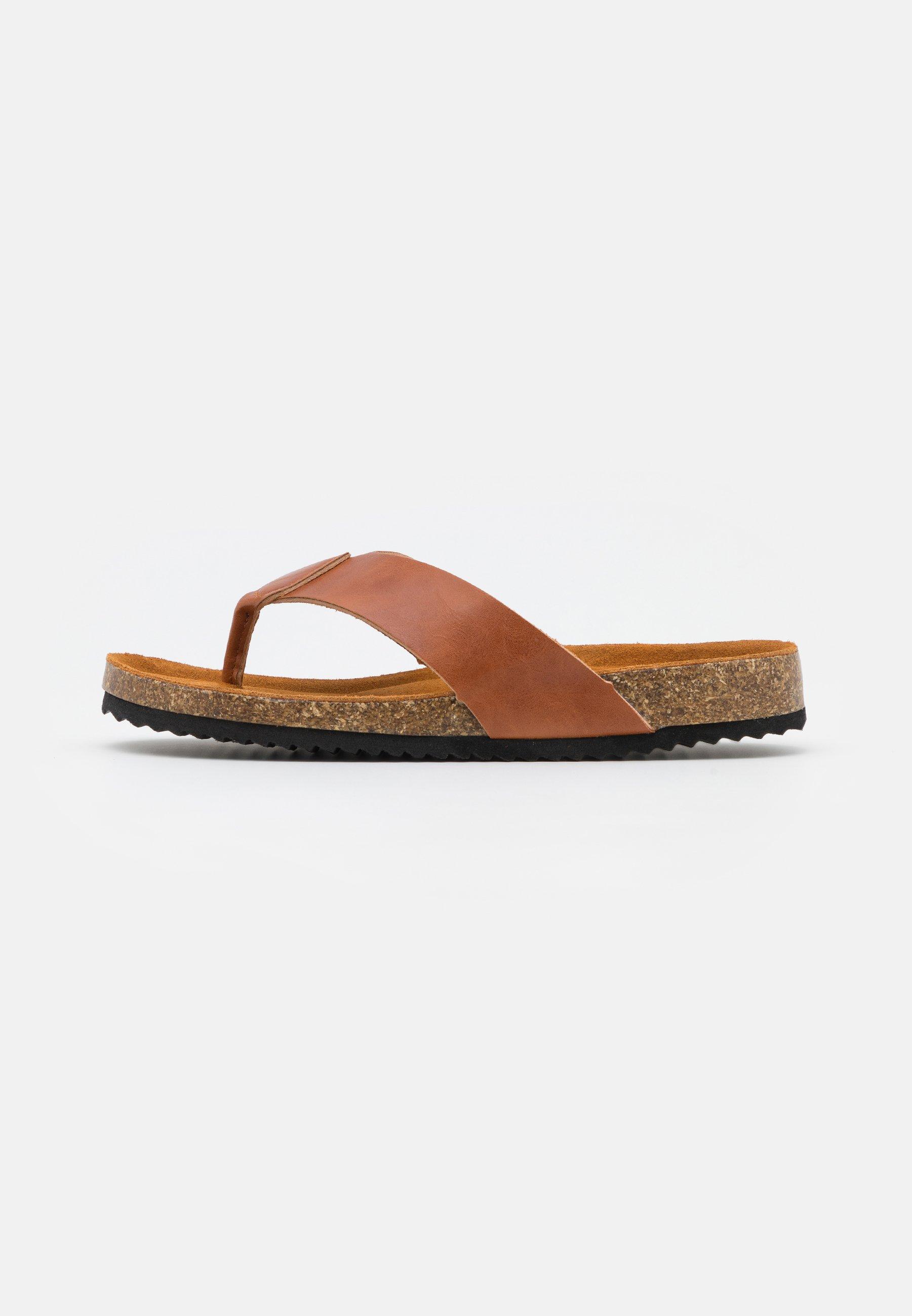 Men SAUL TOE POST  - T-bar sandals