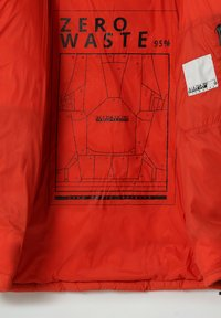 Napapijri - CIRCULAR PUFFER - Winter jacket - orange clay - 5