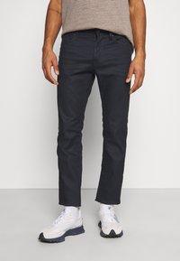 Jack & Jones - JJITIM JJICON - Slim fit jeans - black denim - 0
