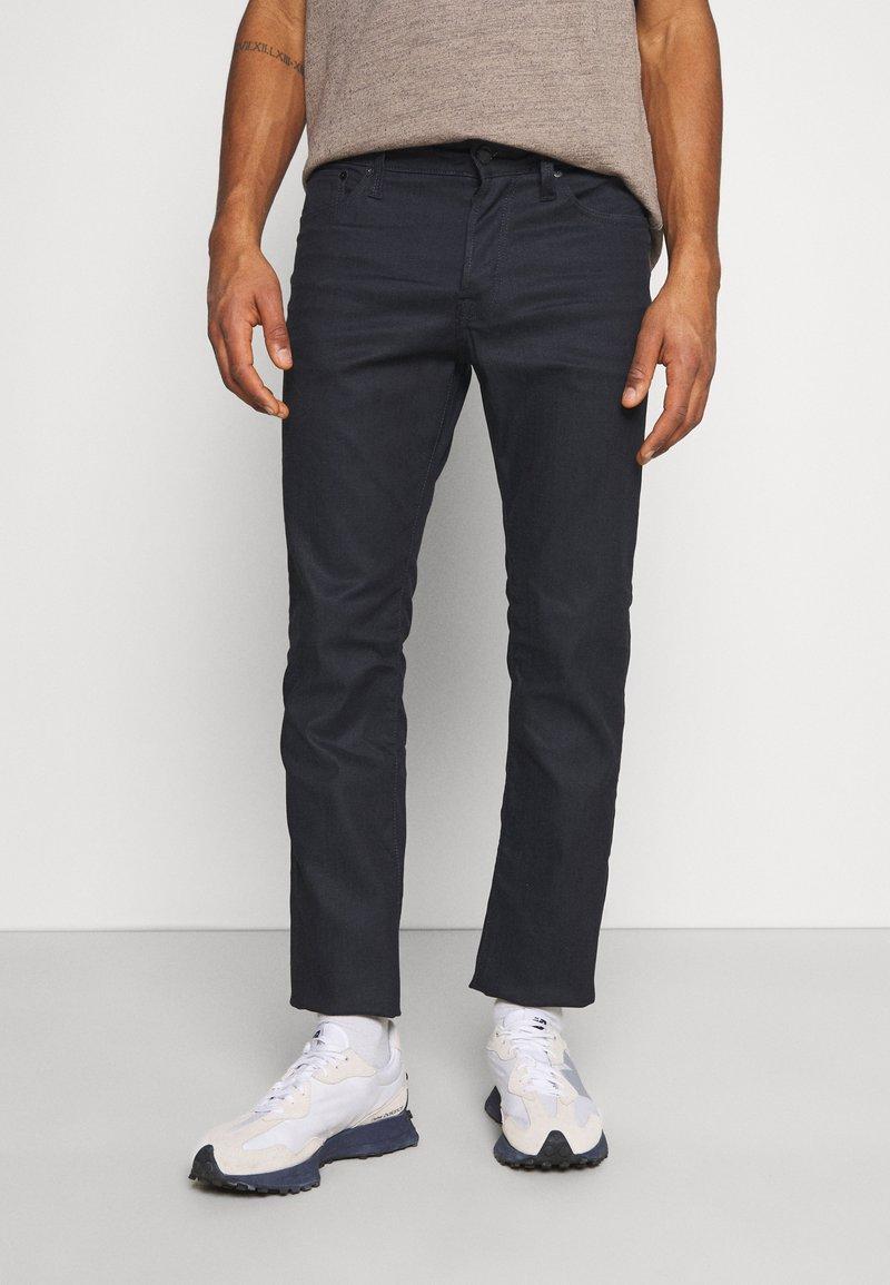 Jack & Jones - JJITIM JJICON - Slim fit jeans - black denim