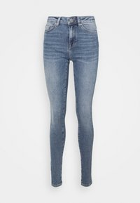 Selected Femme Tall - SLFSOPHIA - Jeans Skinny Fit - medium blue denim - 3