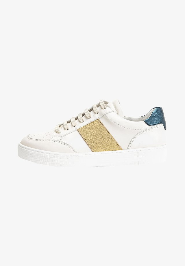 Sneakers laag - gold multi gdm