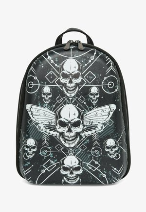 SKULLS WITH WINGS - Rugzak - multicolor