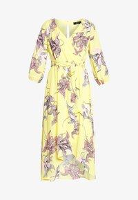 s.Oliver BLACK LABEL - KLEID KURZ - Day dress - lemonade - 4