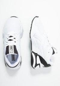 Puma - NOVA - Trainers - white/black - 3