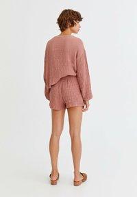 PULL&BEAR - Shorts - pink - 2