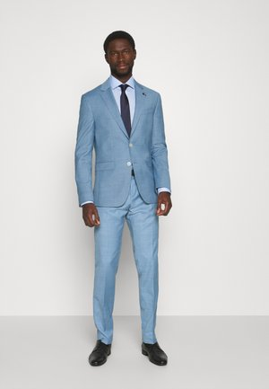 FLEX SLIM FIT SUIT - Traje - blue