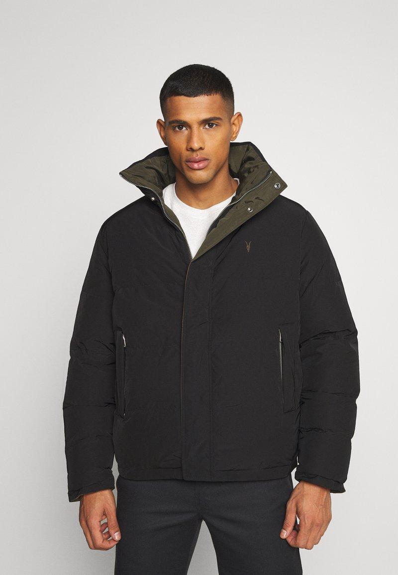 AllSaints - NOVERN JACKET - Down jacket - black