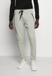 Replay - Pantaloni sportivi - mottled grey - 0