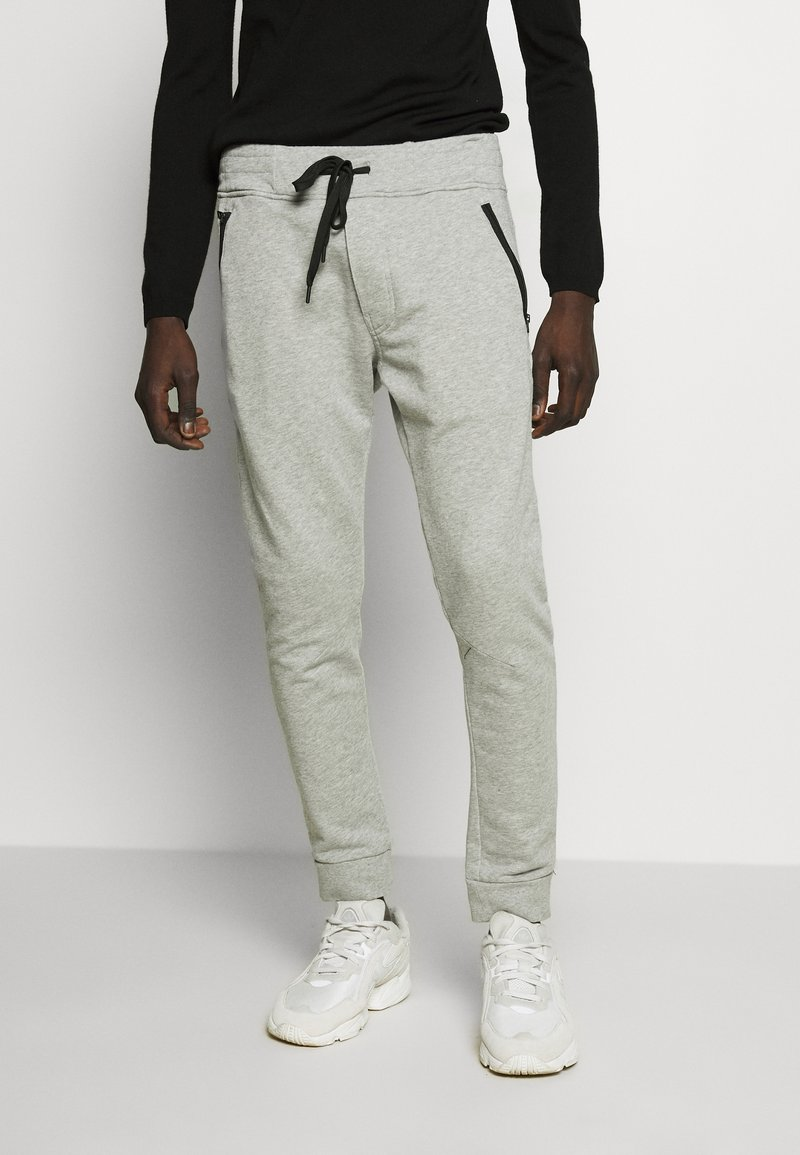 Replay - Pantaloni sportivi - mottled grey