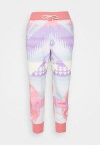 ANKLE ATHLETIC - Pantaloni sportivi - desert rose