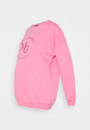 MAMA TO BE - Sweatshirt - pink