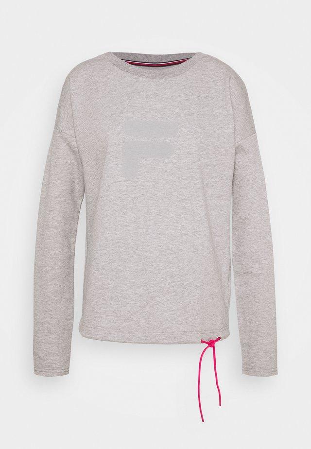 LANA - Sweatshirt - light grey melange
