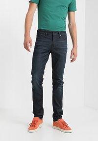 Jack & Jones - JJITIM JJORIGINAL - Jeans slim fit - blue denim - 0