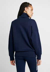 adidas Originals - ADICOLOR HALF-ZIP PULLOVER - Sweatshirts - collegiate navy - 2
