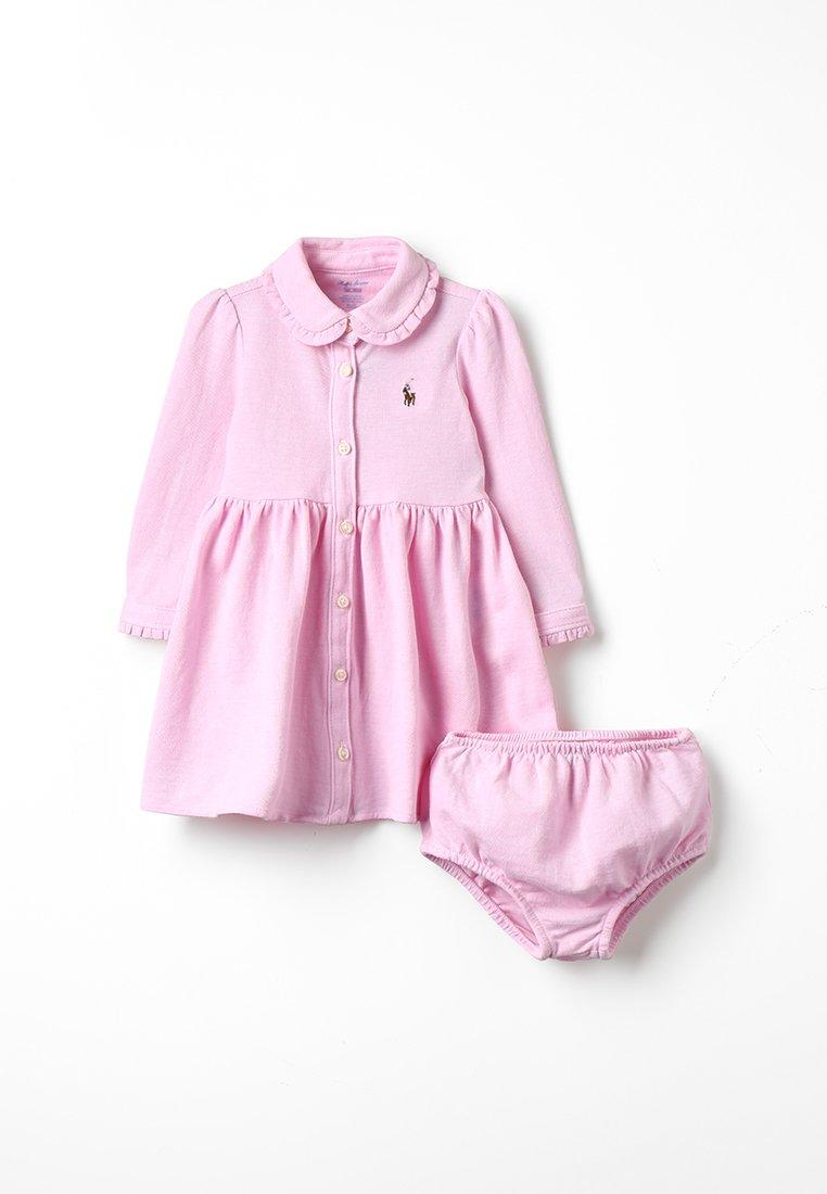 Polo Ralph Lauren - OXFORD BABY - Day dress - carmel pink