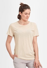 Mammut - Basic T-shirt - nude - 0