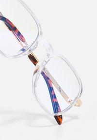 QUAY AUSTRALIA - NEW PANTO  - Andre accessories - clear - 4