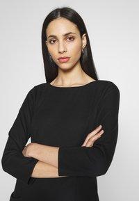 Wallis Tall - BUCKET POCKET SWING DRESS - Trikoomekko - black - 3